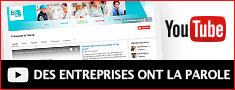 Les entreprises ont la parole chaine youtube