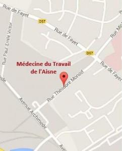 Medecine du travail de l'Aisne