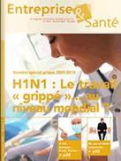 H1N1 : Le travail